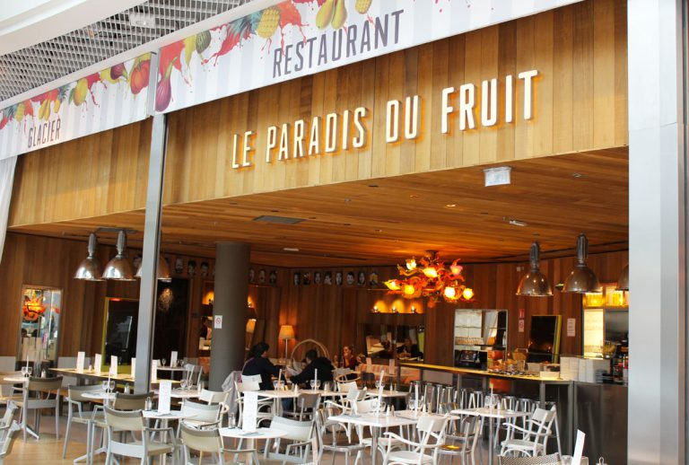 Le Paradis du Fruit : Un lieu veggie friendly à Nantes