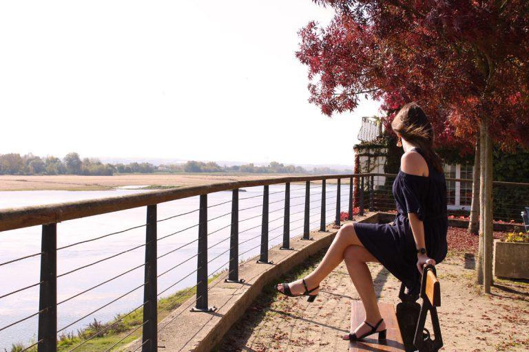 Une matinée à Ingrandes-sur-Loire
