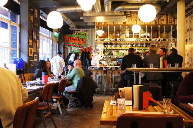 Señor Ceviche : De la cuisine péruvienne à Londres