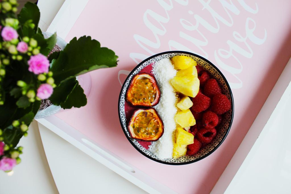 Smoothie bowl vitaminé