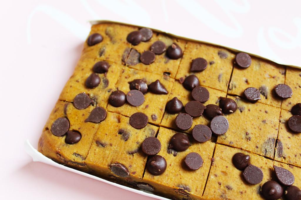 Pâte à cookies à ma façon avec Herta