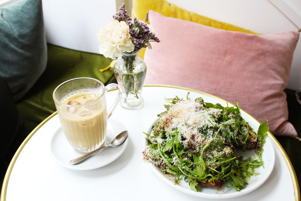 Fougère Café : Coffee shop healthy à Paris