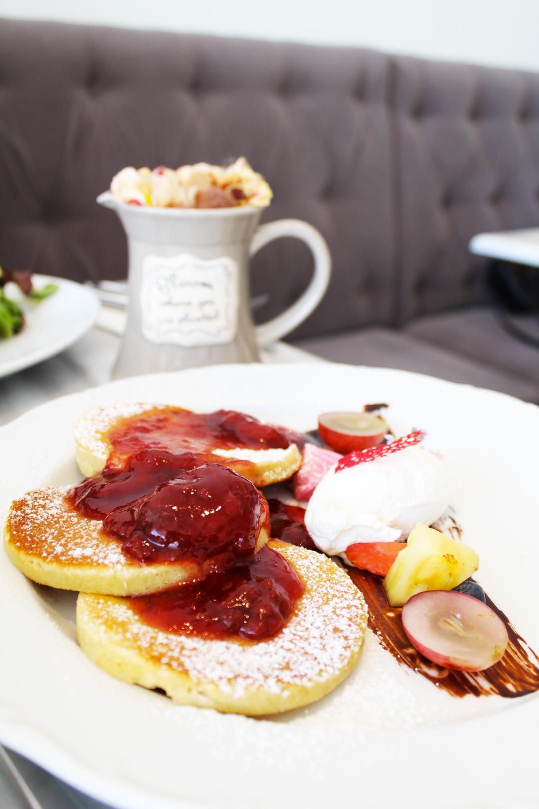 A la Maison : Un petit-déjeuner d'exception à Budapest
