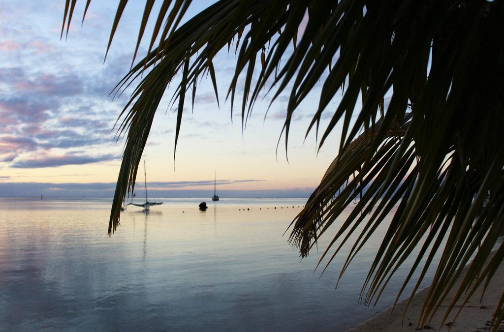 Moorea, l'île soeur de Tahiti