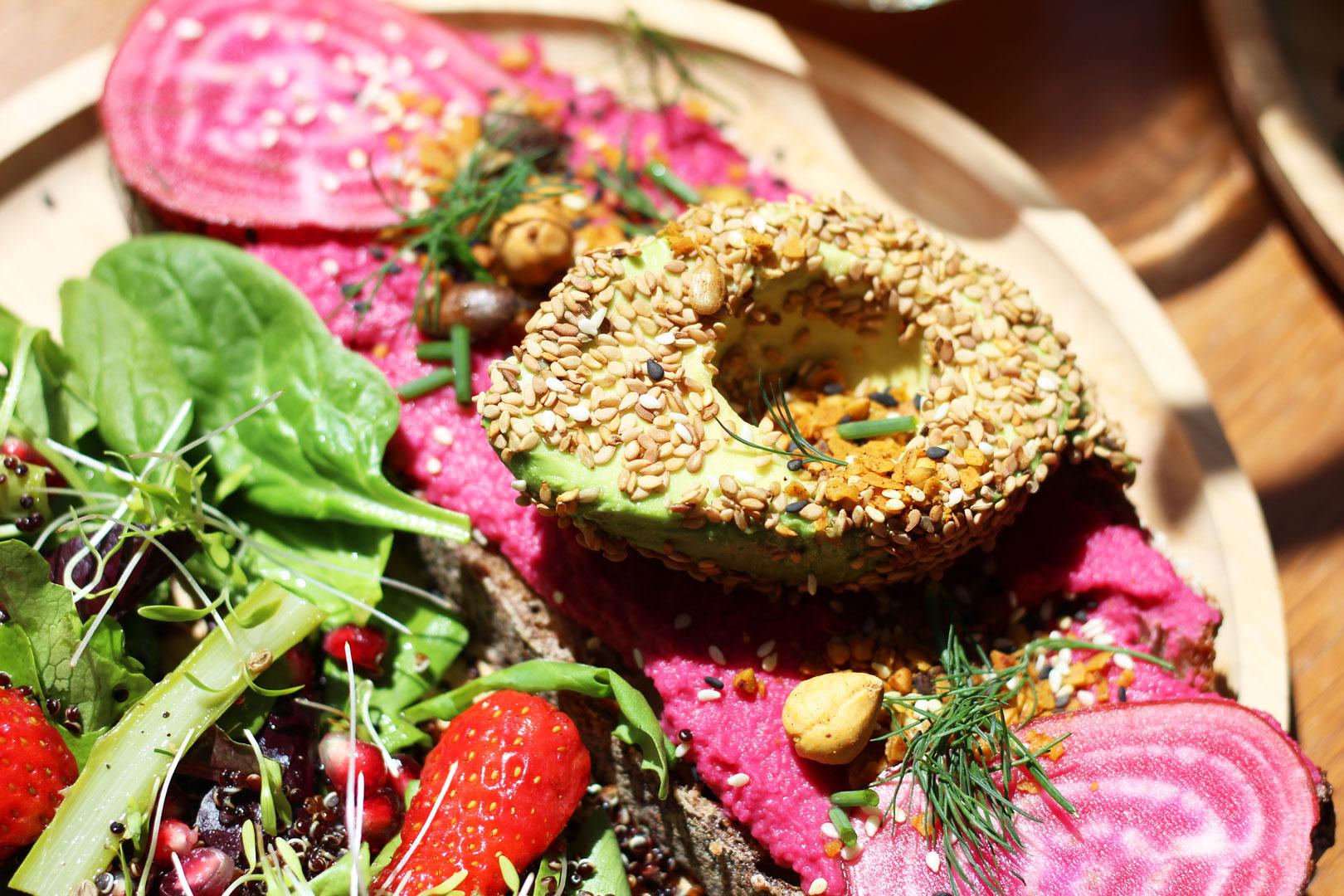 Mint : Une cantine végétale à Nantes