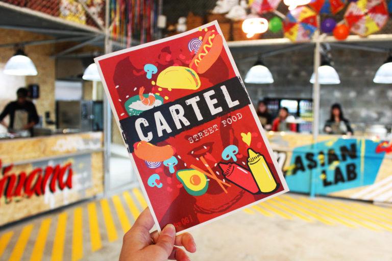 Cartel : le 1er food court de la métropole nantaise