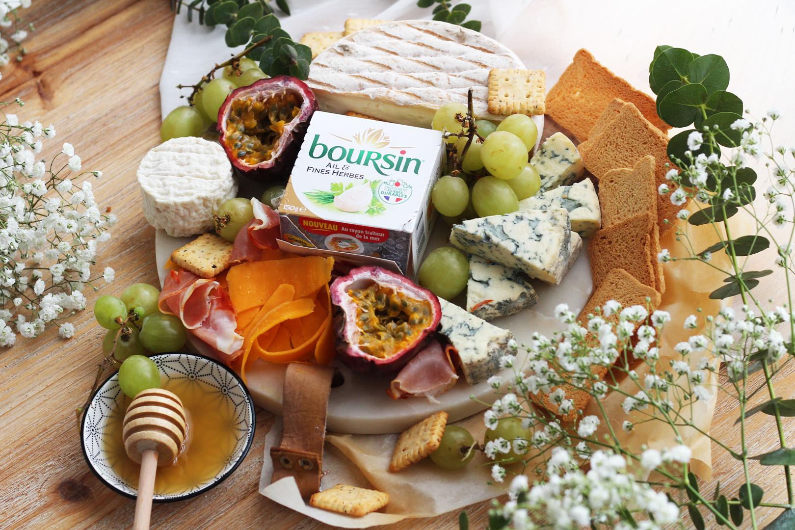 Réaliser un joli plateau de fromages